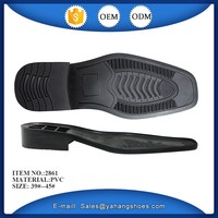 Fashion style men sole for shoes price