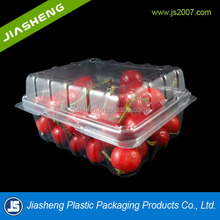 Eco-friendly Vegetable and fruit plastic packaging blister trays and container