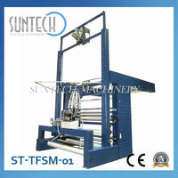 SUNTECH Horizental Tubular Fabric Splitting Machine Price