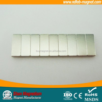 N52 Magnets high precise and strong ndfeb ring magnet Factory