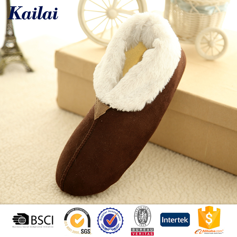 newest charming nice style made bedroom shoes for men