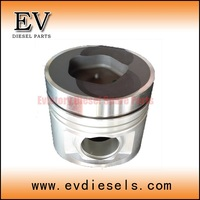 construction machinery engine parts piston kit for NISSAN RF10 RG10 RG8 RH10 RH8