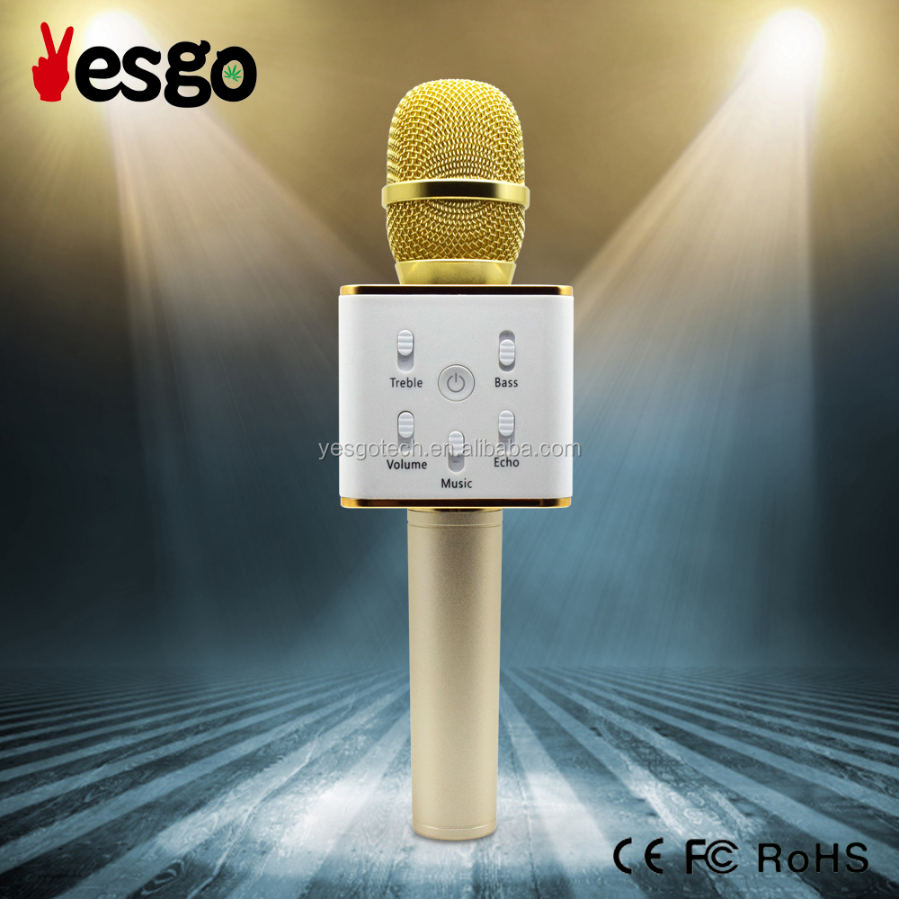 High level enping microphone smart microphone flagcable high quality mini karaoke microphone
