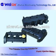 plastic injection plastic board part mould, injection molded cover components