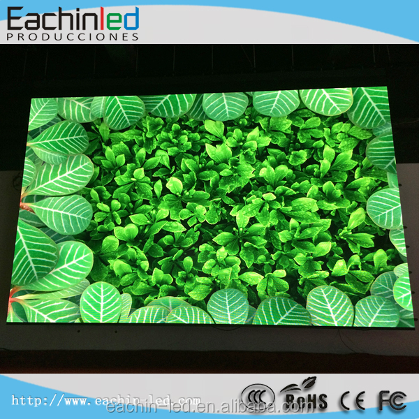 Pub/night bar/ meeting room/shopping mall HD led display screen LED video wall