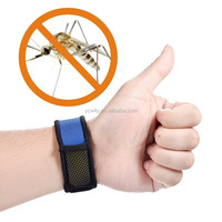 Neoprene Natural Mosquito Repellent Bracelet