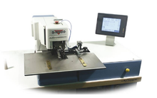 AMF REECE S-4000 ISBH INDEXER - CHAINSTITCH IMITATION SLEEVE BUTTONHOLE MACHINE