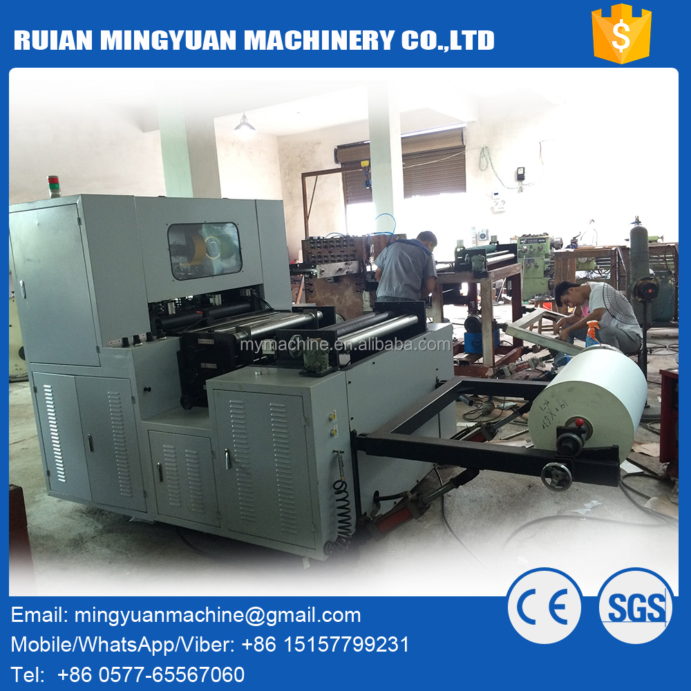 Fine workmanship amazing quality paper creasing and die cutting machine
