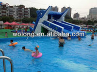 Competitive Price inflatable swimming pool slide for child