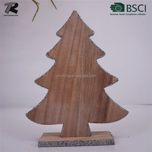 Golden/Silver Tip Small Table Decoration Christmas Tree