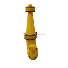PU hydrocyclone separator chemical mine equipment for Classification