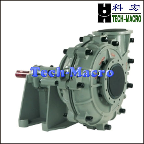 Centrifugal industrial gold mining tailing handle slurry pump series L(R)