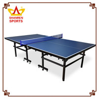 athletic gym equipment table tennis board size