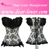 Open Hot Sexy Ruched Mesh Women Corset xxl Movie