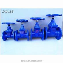 Electric Actuated API 6d flange Gate Valve