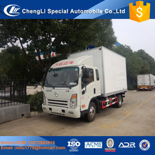 Best Price DAYUN Cargo Van Light Truck For Export