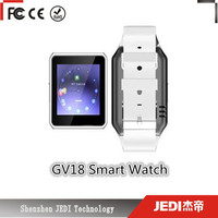 100% advisable smart bluetooth wristWatch with camera adroid 5.0 or higher