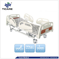 Adjustable Electric Hospital Bed With 3 Functions