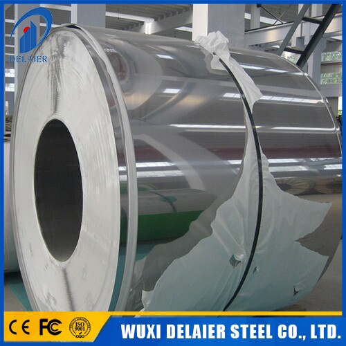 HOT 409 Stainless Steel Coil Price Per Kg For Kitchen