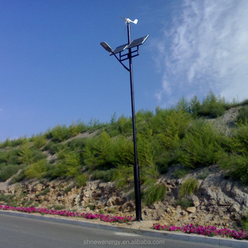 High efficient S Type 300W 12V or 24V micro wind turbine from china factory