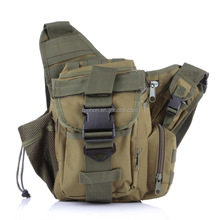 Sports Single Shoulder Fishing Tactical Backpack Military Bags for Camping, Hiking, Trekking,Rover Sling Pack
