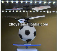 2012 newest toys Infrared Induction R/C flying ball football Helicopter