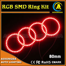 5050 80mm SMD RGB halo light driving light DRL