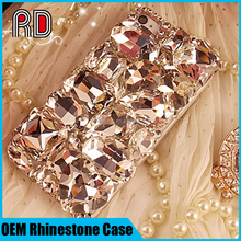Hot sale Bulk Mobile phone case phone accessories jewelry rhinestone bling hard case for iphone 6 6s