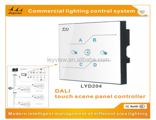 2018 New Design Flexible Dimming Controls And Design Of New Intelligent Street Light Control System For Lighting Control