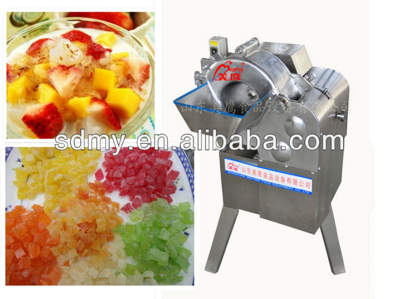 Automatic Vegetable Dicer machine