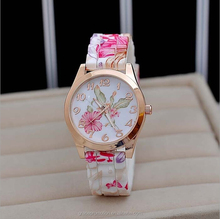 Hot Sale Luxury Vogue High Quality Stainless Steel Women Watch For Mature Lady