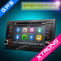 "xtrons PF72AA4GT 7"" 1080P Video Capacitive Touch Screen Car Auto radio with GPS Navigation Canbus for Audi A4/S4/RS4"