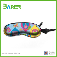 Quality printing waterproof light weight soft neoprene Cheap Glasses Bags