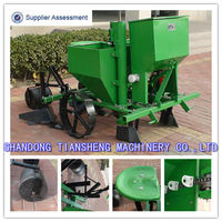 Agricultural potato/sweet potato planting machine