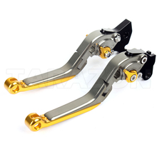 Motorcycle Extendable Folding Brake Clutch Handle Levers
