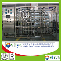 Containerized RO system water treatment machine
