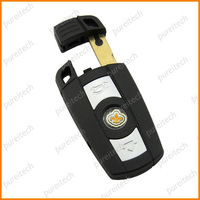 car key covers bm 5 seris smart remote key shells replace 2 buttons whole sale
