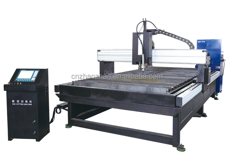 cost effective <strong>g</strong> code cnc plasma cut machine with start control system