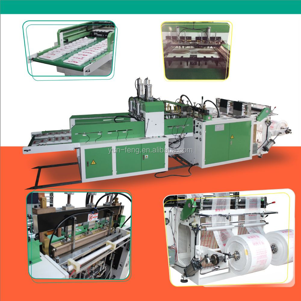 YFH450*2 Nylon Bag Making packaging Machine price