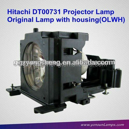 DT00731 for hitachi projector lamp, lamp DT00731