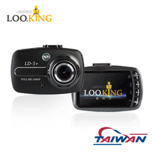 "[ Loo.king ] NTK 96650 FHD 1080P car video speed recorder camera with gps AR0330 WDR G-sensor 2.7"" screen HDMI output"