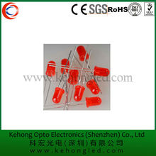 Good Quality 5mm diffused red led diode