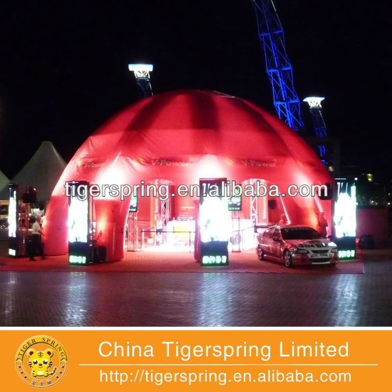 Event Tents Dome Inflatable Tent Waterproof Party/Wedding Tent