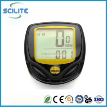 Wired LCD Cycle Bicycle Computer Meter Speedometer Odometer For Bike Best