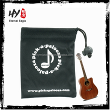 New design microfiber small suede mini drawstring pouch
