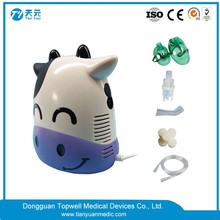 animal character air compressor nebulizer for children