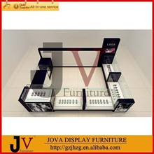 Free design jewellery display kiosk for shopping mall