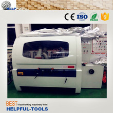 Helpful Brand Shandong Weihai HJ5016F/HJ5023F woodworking four side moulder wooden door frame making machine