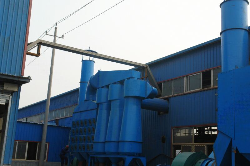 dce dust collector