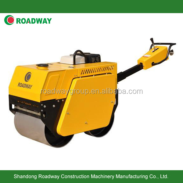 RWYL32/RWYL32C walk behind double drum road roller